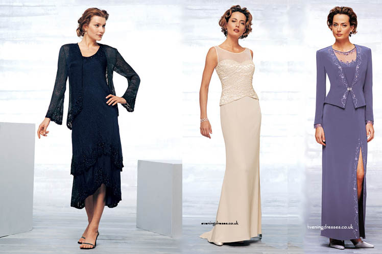 Evening Dresses Bridesmaid and Mother of the Bride Dresses